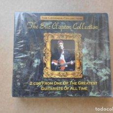 CDs de Música: ERIC CLAPTON COLLECTION - THE LEGENDS - 2 CDS - NUEVO Y PRECINTADO. Lote 162519454