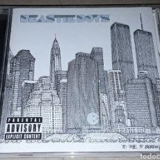 CDs de Música: CD - BEASTIE BOYS - TO THE 5 BOROUGHS - BEASTIE BOYS. Lote 162528813