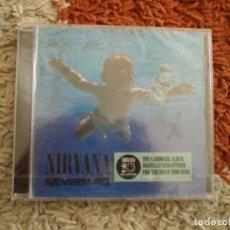 CDs de Música: CD. NIRVANA. NEVERMIND. PRECINTADO.. Lote 162541754