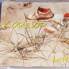 CDs de Música: KÖRILLOP / NR 19 / CD - SOS RECORDS-SUECIA / 16 TEMAS / CALIDAD LUJO.. Lote 162574350