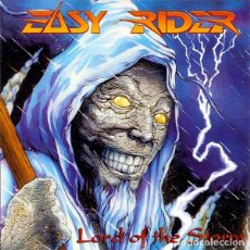 CDs de Música: EASY RIDER - LORD OF THE STORM. Lote 162601162