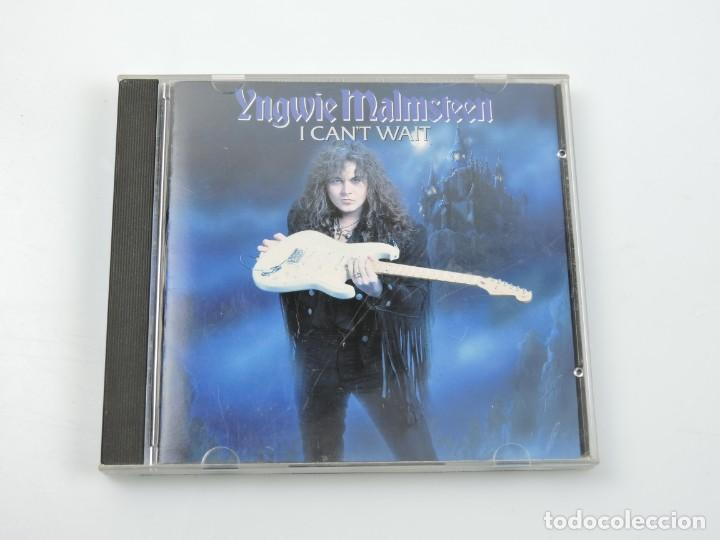 YNGWIE MALMSTEEN I CAN'T WAIT CD (Música - CD's Rock)