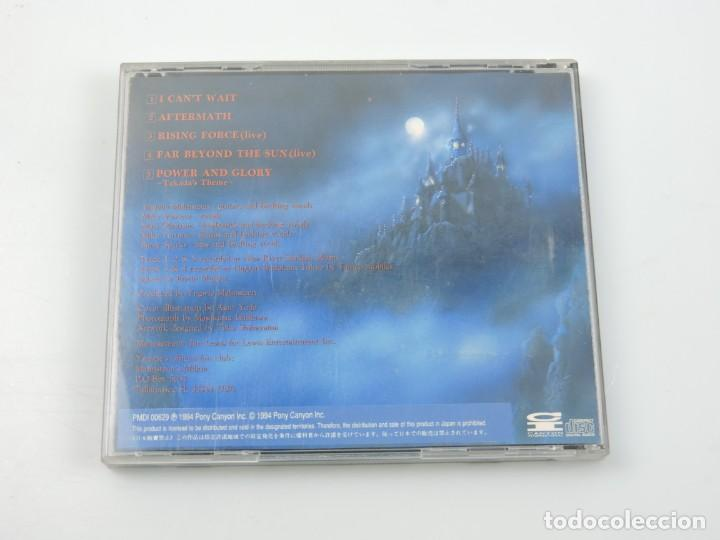 CDs de Música: Yngwie Malmsteen I Can't Wait CD - Foto 2 - 162672630