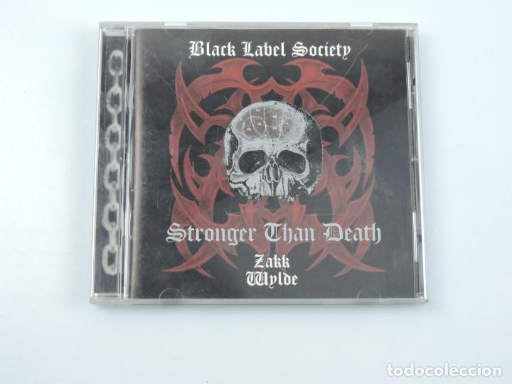 BLACK LABEL SOCIETY - STRONGER THAN DEATH CD (Música - CD's Rock)