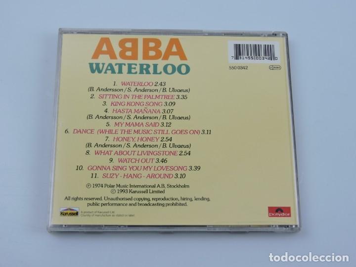 CDs de Música: ABBA - WATERLOO CD - Foto 2 - 162673938
