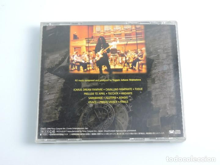 CDs de Música: Yngwie Johann Malmsteen Concerto Suite For Electric Guitar And Orchestra In E Flat Minor Op. 1 CD - Foto 2 - 162674458