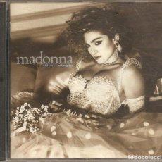 CDs de Música: MADONNA- LIKE A VIRGIN. Lote 162675890