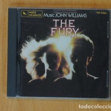 CDs de Música: JOHN WILLIAMS - THE FURY - BSO - CD. Lote 162676770