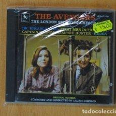 CDs de Música: LAURIE JOHNSON - THE AVENGERS - EDICION JAPONESA - BSO - CD. Lote 162680957