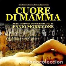 CDs de Música: CUORE DI MAMMA MÚSICA COMPUESTA POR ENNIO MORRICONE MÚSICA DIRIGIDA POR BRUNO NICOLAI. Lote 180086680