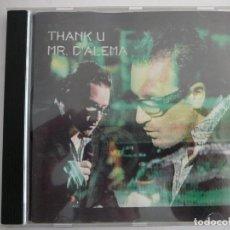 CDs de Música: U2 DIRECTO THANK U MR D´ALEMA. RARO. NO OFICIAL. BONO. POP MUSIK, NIGHT & DAY.... Lote 162683558