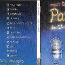CDs de Música: LOS PANCHOS - TODO PANCHOS LAS 24 GRANDES CANCIONES. Lote 162690166
