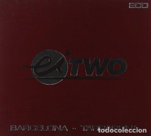 EI TWO BARCELONA - TARRAGONA HOUSE WORKS 2 CD PROGRESIVE HOUSE TECNO DESCATALOGADO (Música - CD's Otros Estilos)