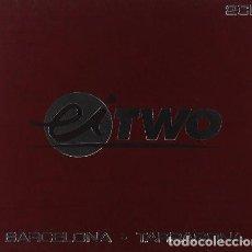 CDs de Música: EI TWO BARCELONA - TARRAGONA HOUSE WORKS 2 CD PROGRESIVE HOUSE TECNO DESCATALOGADO. Lote 162716254