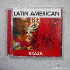 CDs de Música: LATIN AMERICAN - BRAZIL - CD 2006 . Lote 162721426