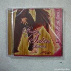 CDs de Música: BAILES DE SALÓN LATINOS - BACHATA - CD 2007 PRECINTADO . Lote 162735062