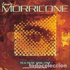 CDs de Música: ENNIO MORRICONE FILM MUSIC 1966-1987 (2 CDS) MÚSICA COMPUESTA POR ENNIO MORRICONE. Lote 162743970