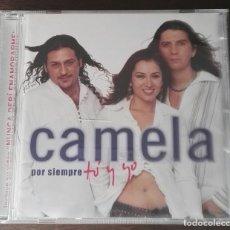 CDs de Música: CAMELA POR SIEMPRE TU Y YO. Lote 162749094