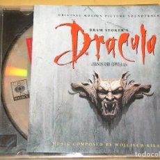 CDs de Música: DRÁCULA, DE FRANCIS FORD COPPOLA, BANDA SONORA, BSO, B S O, CD, ERCOM. Lote 162764586