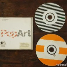 CDs de Música: PET SHOP BOYS - THE HITS POP ART - 2 CD'S REMASTERED - PARLOPHONE 07243 594837 2 6. Lote 162769666
