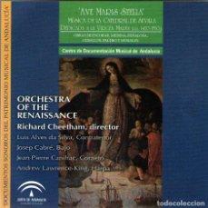CDs de Música: CD ALBUM + LIBRETO: AVE MARIS STELLA - CD 17 TRACKS - CATEDRAL DE SEVILLA / JUNTA DE ANDALUCIA 1994. Lote 162781778