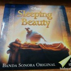 CDs de Música: LA BELLA DURMIENTE BANDA SONORA CD SINGLE PROMO ESPAÑOL 1995 DISNEY 2 TEMAS WOODLAND SHIMPHONY. Lote 162793690
