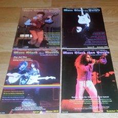CDs de Música: MORE BLACK DEEP PURPLE 4 OFFICIAL CLUB FANS 2008/2012 RAINBOW-LED ZEPPELIN(COMPRA MINIMA 15 EUR). Lote 162813222