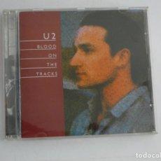 CDs de Música: U2 BLOOD ON THE TRACKS. RARO. NO OFICIAL. BONO.. Lote 162856254