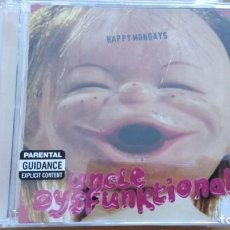 CDs de Música: HAPPY MONDAYS UNCLE ... CD. Lote 162862490