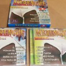 CDs de Música: MERENGUE / BAILANDO GRANDES ÉXITOS / PACK 2 CDS - MEDITERRÁNEO MUSIC / 24 TEMAS / LUJO.. Lote 162864030