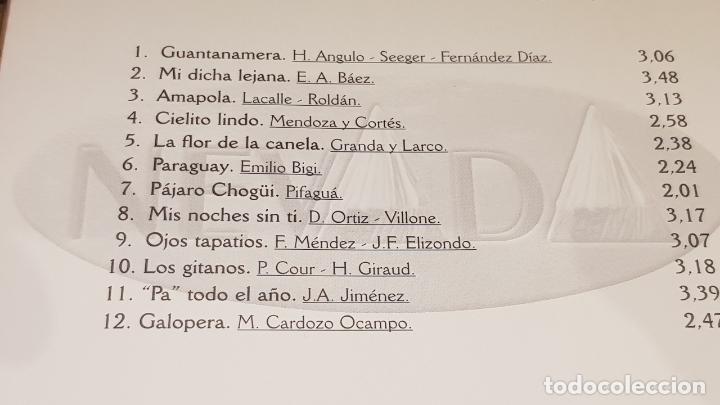 CDs de Música: ÉXITOS DE LOS TRES PARAGUAYOS / 2 CDS - NEVADA / 24 TEMAS / CALIDAD LUJO. - Foto 4 - 162866282