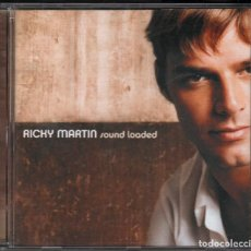 CDs de Música: RICKY MARTIN - SOUND LOADED CD ALBUM RF.1788 , PERFECTO ESTADO. Lote 162875166