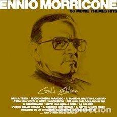 CDs de Música: ENNIO MORRICONE GOLD EDITION VOL. 1 (3 CDS) MÚSICA COMPUESTA POR ENNIO MORRICONE. Lote 162876382