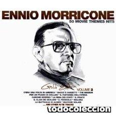 CDs de Música: ENNIO MORRICONE GOLD EDITION VOL. 2 (3 CDS) MÚSICA COMPUESTA POR ENNIO MORRICONE. Lote 162877362