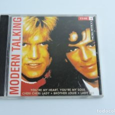 CDs de Música: MODERN TALKING: THE COLLECTION CD. Lote 162902050