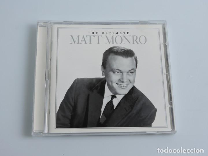 THE ULTIMATE MATT MONRO CD (Música - CD's Pop)