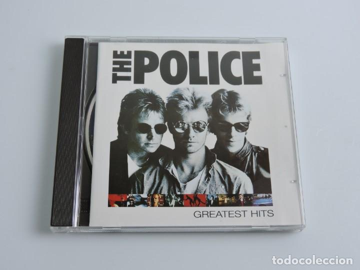 THE POLICE- GREATEST HITS CD (Música - CD's Rock)