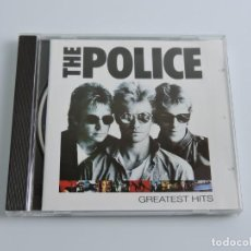 CDs de Música: THE POLICE- GREATEST HITS CD. Lote 162904438