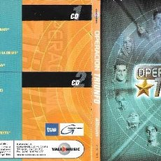 CDs de Música: OPERACIÓN TRIUNFO ALBUM. Lote 162983206