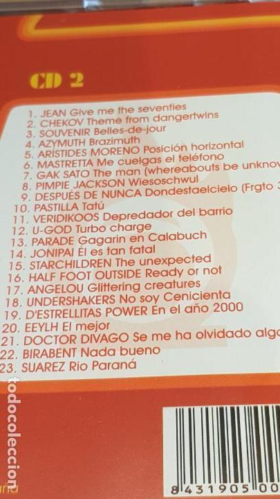 CDs de Música: DON DIABLO / DISCO I / DOBLE CD RECOPILATORIO / 50 TEMAS / CALIDAD LUJO. - Foto 5 - 163032330