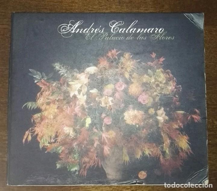 ANDRES CALAMARO EL PALACIO DE LAS FLORES CD DIGIPACK (Música - CD's Pop)