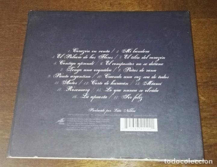 CDs de Música: andres calamaro el palacio de las flores cd digipack - Foto 2 - 163035150