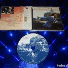 CDs de Música: LA FILLE D D'ARTAGNAN - CD - SK 66364 - SONY - UNE MUSIQUE DE PHILIPPE SARDE. Lote 163038686