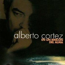 CDs de Música: DOBLE CD ALBUM: ALBERTO CORTEZ - EN UN RINCÓN DEL ALMA - 35 TRACKS - EMI-ODEÓN 2001. Lote 163040734