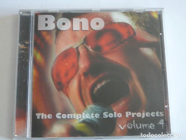 BONO THE COMPLETE SOLO PROJECTS VOLUME 4. U2. RARO NO OFICIAL. (Música - CD's Rock)