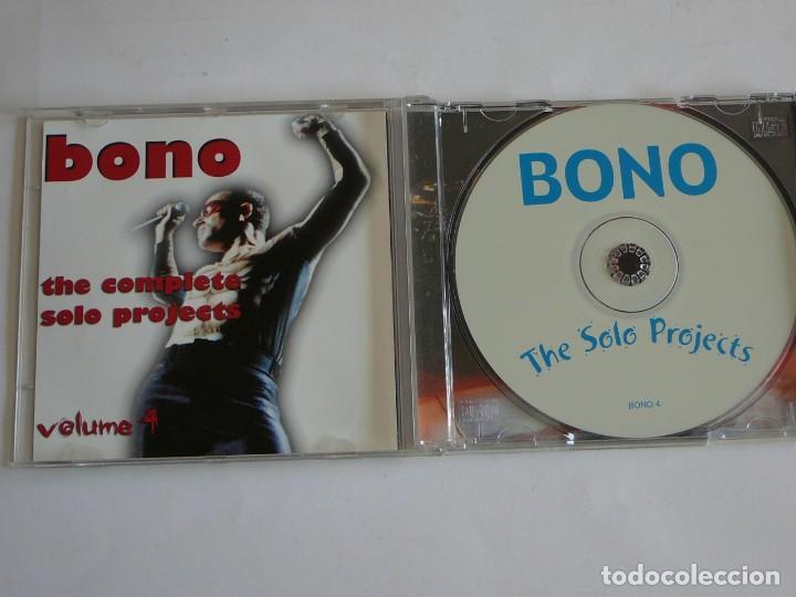 CDs de Música: Bono the Complete Solo Projects Volume 4. U2. Raro no oficial. - Foto 2 - 163050094