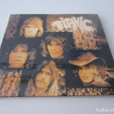 CDs de Música: TITANIC - SEA WOLF 1970/2000 GERMANY CD * DIGIPACK + BONUS TRACK. Lote 163057906