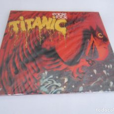 CDs de Música: TITANIC - EAGLE ROCK 1973/2000 UE CD * DIGIPACK + 4 BONUS TRACKS. Lote 163058638