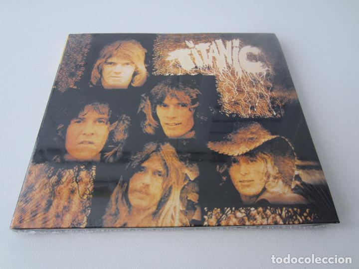 CDs de Música: TITANIC - LOTE 3 (TITANIC + SEA WOLF + EAGLE ROCK) 1970/1973/2000 UE CD * DIGIPACK + 7 BONUS TRACKS - Foto 5 - 163060830