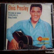 CDs de Música: ELVIS PRESLEY , 30 EXITOS , CD PERFECTO ESTADO ENVÍO ECONOMICO. Lote 163067366